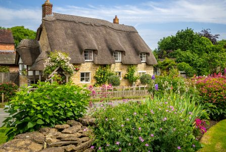 Rookery Nook Cottage Jigsaw Puzzle