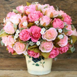 Rose Bouquet Jigsaw Puzzle