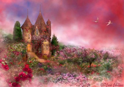 Rose Manor Jigsaw Puzzle