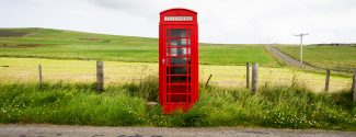 Rural Phone Booth