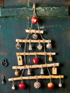 Rustic Christmas Decor Jigsaw Puzzle