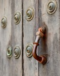 Rustic Door Knocker