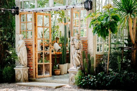Rustic Greenhouse Jigsaw Puzzle