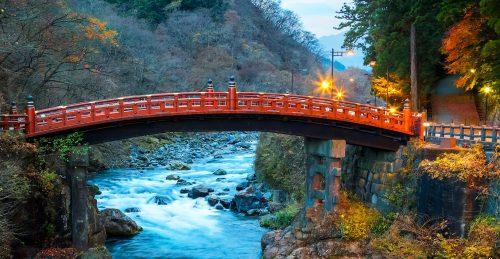 Sacred Bridge Jigsaw Puzzle