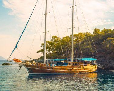Sailing Yacht Jigsaw Puzzle