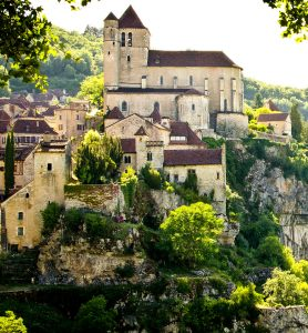Saint-Cirq-Lapopie Jigsaw Puzzle
