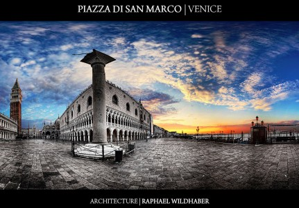 Saint Mark's Square Jigsaw Puzzle
