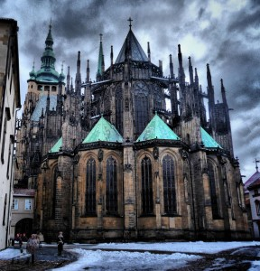 Saint Vitus Cathedral Jigsaw Puzzle