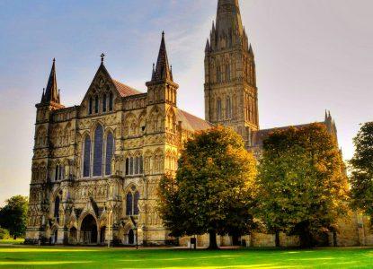 Salisbury Cathedral Jigsaw Puzzle