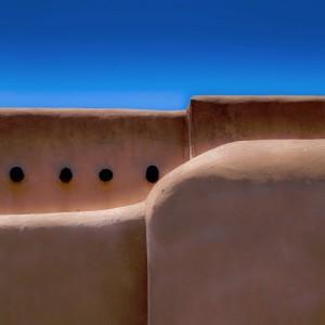 Santa Fe Patterns Jigsaw Puzzle