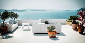 Santorini Porch