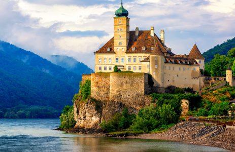 Schonbuhel Castle Jigsaw Puzzle