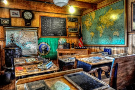 School Room Jigsaw Puzzle