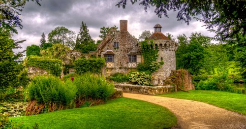 Scotney Castle Jigsaw Puzzle