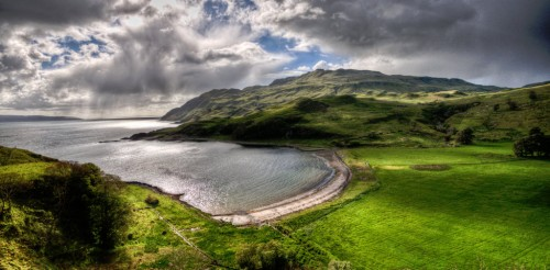 Scottish Coast Jigsaw Puzzle