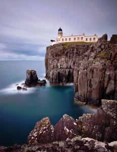 Scottish Lighthouse Jigsaw Puzzle