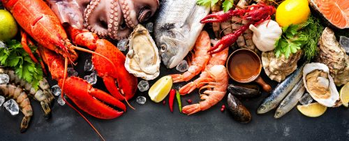 Seafood Delight Jigsaw Puzzle