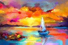 Seascape Colors