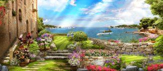 Seaside Lawn