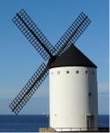 Seaside Windmill