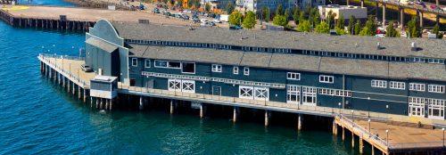 Seattle Aquarium Jigsaw Puzzle