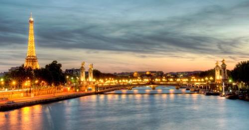 Seine River Jigsaw Puzzle