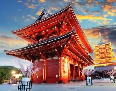 Sensō-ji Temple Jigsaw Puzzle