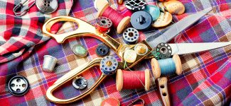 Sewing with Plaid