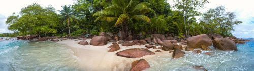 Seychelles Isle Jigsaw Puzzle
