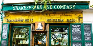 Shakespeare Bookstore