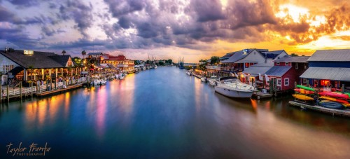 Shem Creek Jigsaw Puzzle