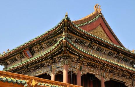 Shenyang Imperial Palace Jigsaw Puzzle
