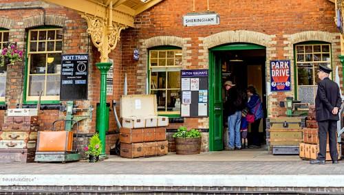 Sheringham Station Jigsaw Puzzle