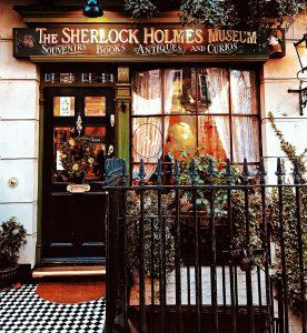 Sherlock Museum Jigsaw Puzzle