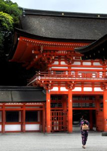 Shimogamo Shrine Jigsaw Puzzle