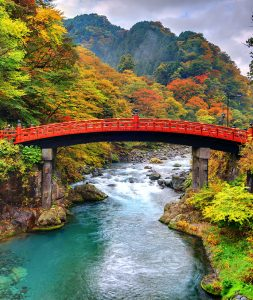 Shinkyo Bridge Jigsaw Puzzle