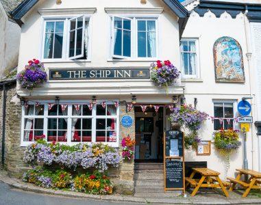 Ship Inn Jigsaw Puzzle
