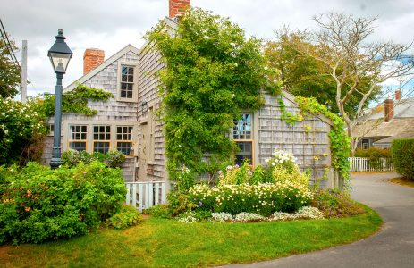 Siasconset Village Jigsaw Puzzle