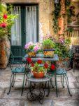 Sicilian Patio