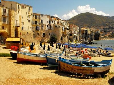 Sicily Beach Jigsaw Puzzle