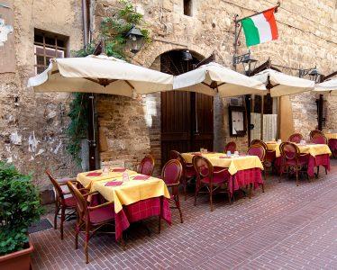 Siena Cafe Jigsaw Puzzle