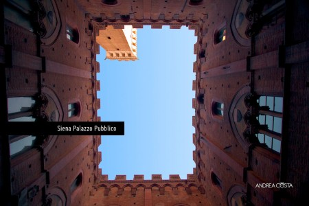 Siena Town Hall Jigsaw Puzzle