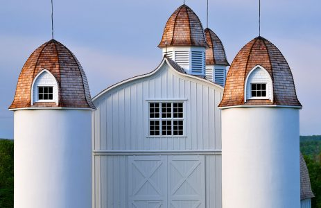 Silos and Cupolas Jigsaw Puzzle