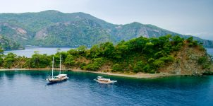 Skiathos Bay