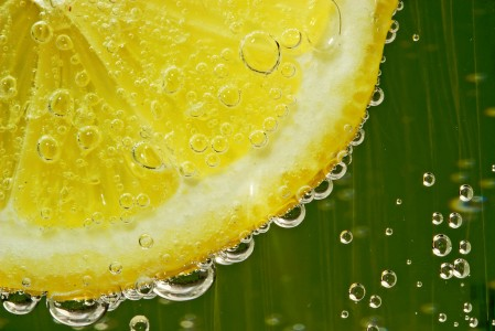 Slice of Lemon Jigsaw Puzzle