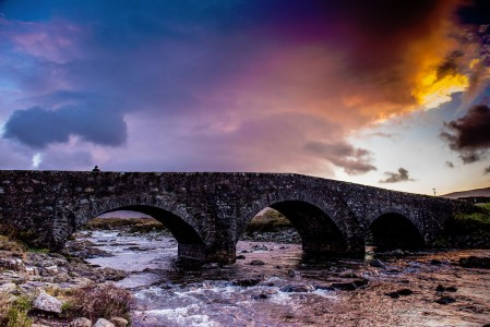 Sligachan Bridge Jigsaw Puzzle
