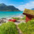 Small Red Boat Jigsaw Puzzle