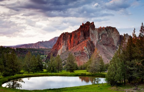 Smith Rock Jigsaw Puzzle
