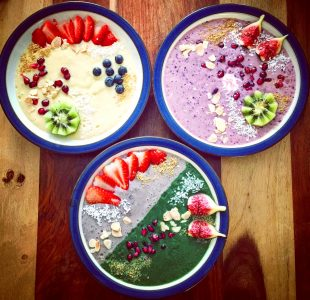 Smoothie Bowls Jigsaw Puzzle