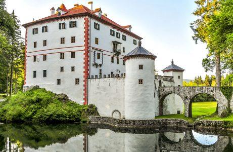 Sneznik Castle Jigsaw Puzzle